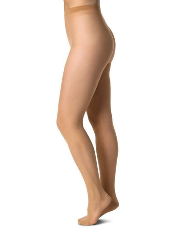 Elin tights 20 den [Medium Beige] - The Pantry Underwear