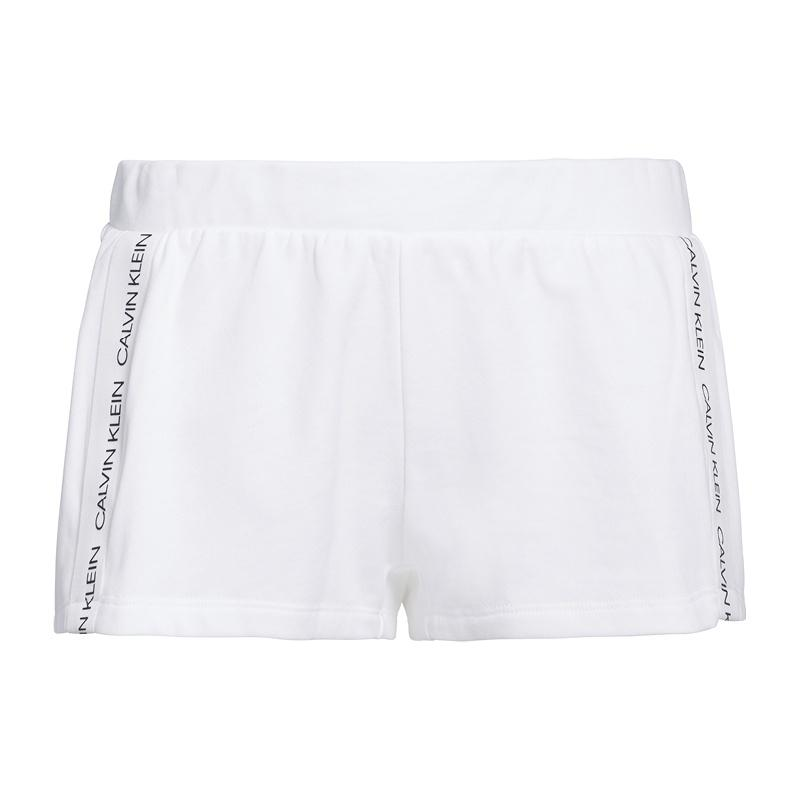 CK logo shorts [White] Swim Calvin Klein extra-small