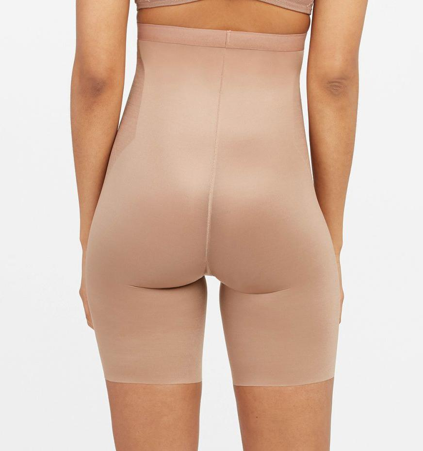 High invisible control short [Cafe au Lait] Shape Spanx