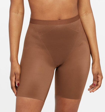 Invisible control short [Chestnut Brown] Shape Spanx extra-small