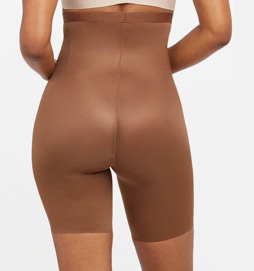 High invisible control short [Chestnut Brown] Shape Spanx
