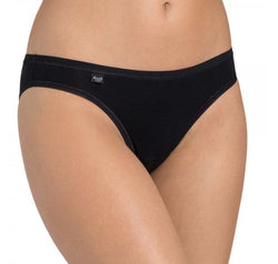 Sloggi Cotton mini brief Black