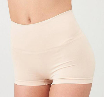 Everyday shapewear girl short [Beige] Shape Spanx