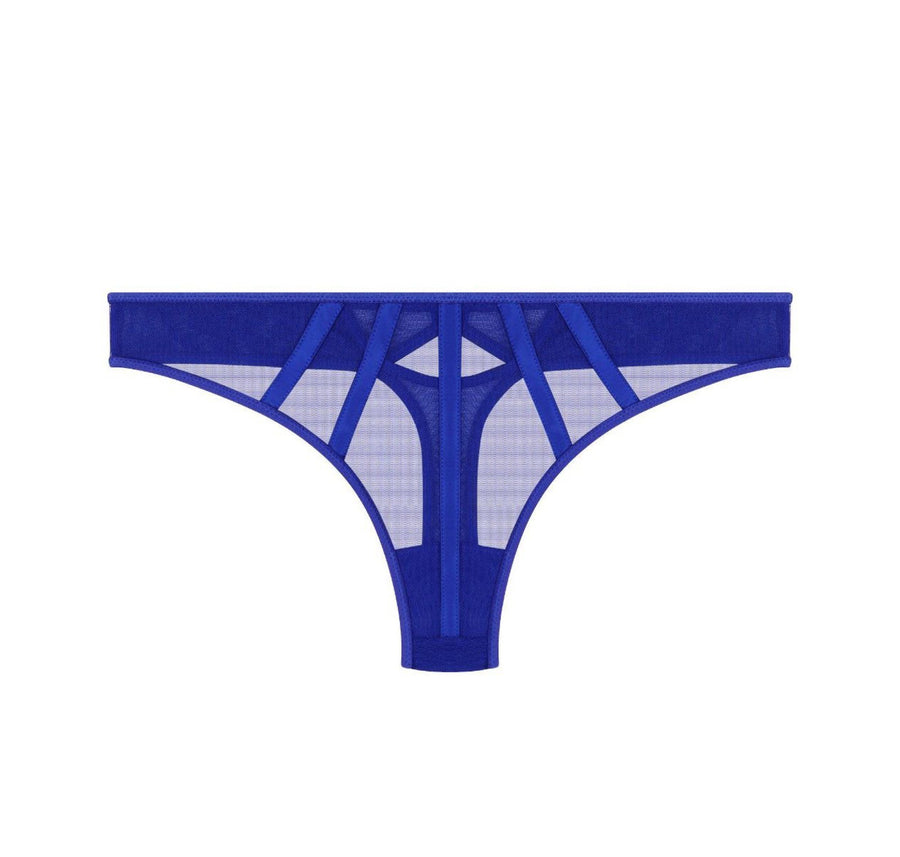 Implicite Royal Blue thong