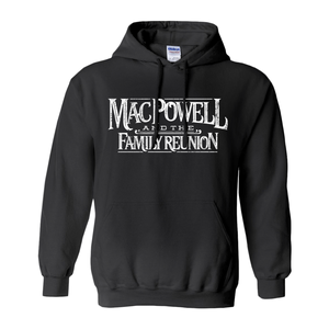 Mac Powell and the Family Reunion Logo Hoodie