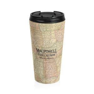 Back Again - Stainless Steel Travel Mug