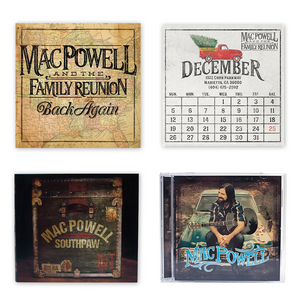 Mac Powell CD Collection Bundle