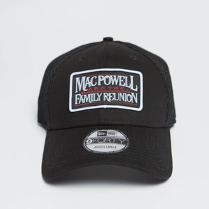 Black Mac Powell and the Family Reunion Patch Hat