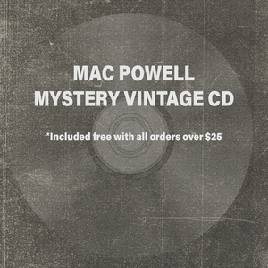 Mac Powell Mystery Vintage CD