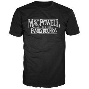 Mac Powell and the Family Reunion 2019 Tour T-shirt