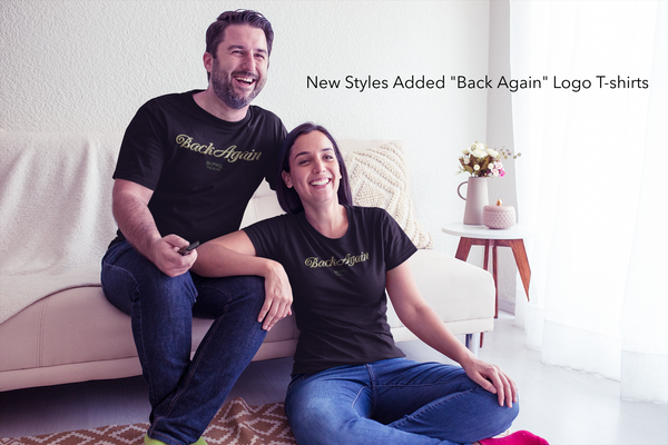 Back Again - Logo T-shirt