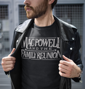 Mac Powell - New Logo Tee