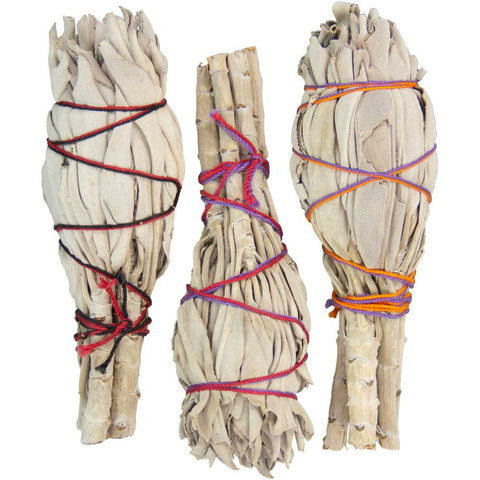 Smudge Sticks - Sage or Palo Santo