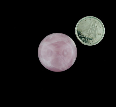 Rose Quartz Sphere Gemstone