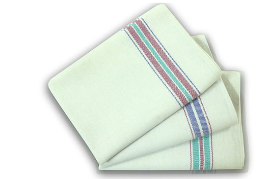 Harringbone Cotton Catering Tea Towels And Kitchen Restaurant