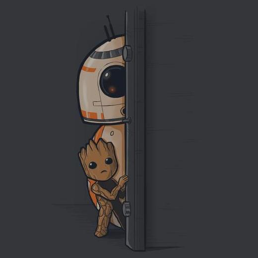 Best Pals in the Galaxy T-Shirt