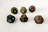 6 Asteroid Dice Pack - Apocalypse Mode