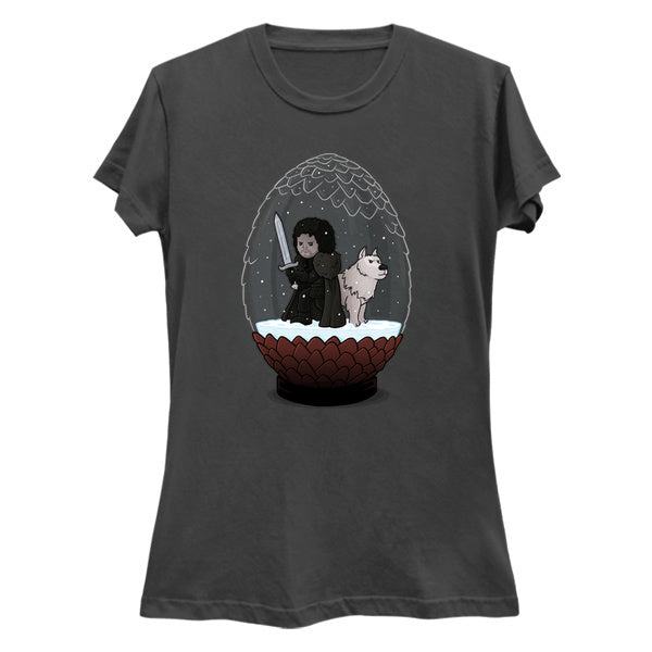 Snow is coming T-Shirt