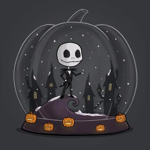 Spooky Christmas T-Shirt