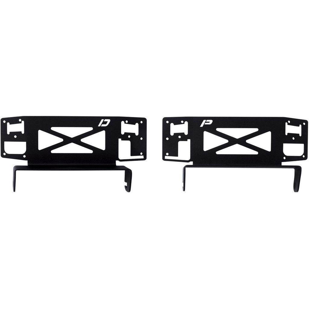 2017-2018 Ford Super Duty RIGID Stealth Grille Kit Fits 6 Inch SR-Series