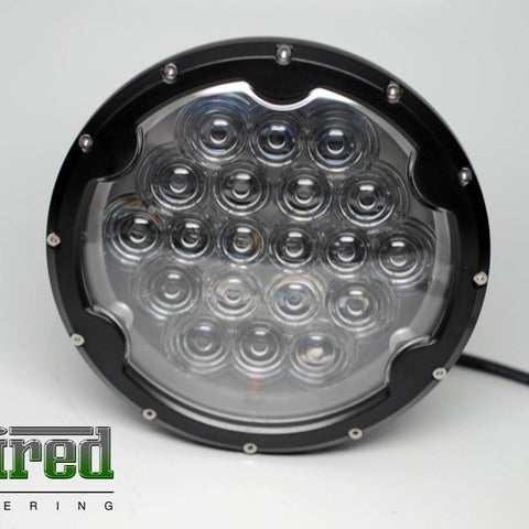 "BFL series 7"" Driving Light Pair"