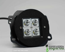 Load image into Gallery viewer, JK Wrangler OEM Fog Light Brackets