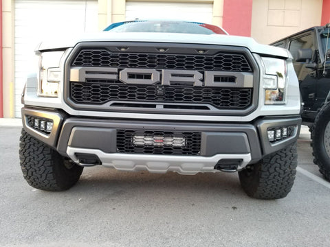 "2017 Ford SVT Raptor 12"" LED bar with mount kit"
