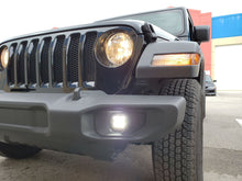 Load image into Gallery viewer, 2018-Current Jeep Wrangler JL/ JT Gladiator CUBE Fog Light Replacement Kit