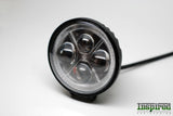 "X series 4"" Halo Driving light"