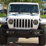 2018- Current Jeep Wrangler JL/ Gladiator JT A Pillar CUBE kit