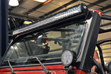 "Rough Country Jeep TJ Wrangler 50"" LED Light Bar Mount"