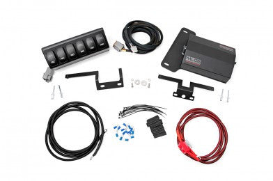 MLC-6 MULTIPLE LIGHT CONTROLLER (07-16 WRANGLER JK)