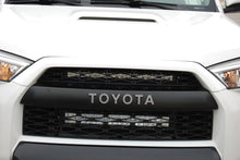 Load image into Gallery viewer, Toyota 4Runner, Upper Grille LED Light Bar Kit