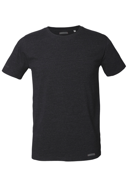 The Shore: Premium Organic T-Shirt | Charcoal Marl