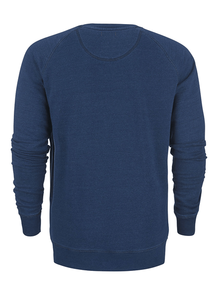 The Hayle: Denim Sweatshirt