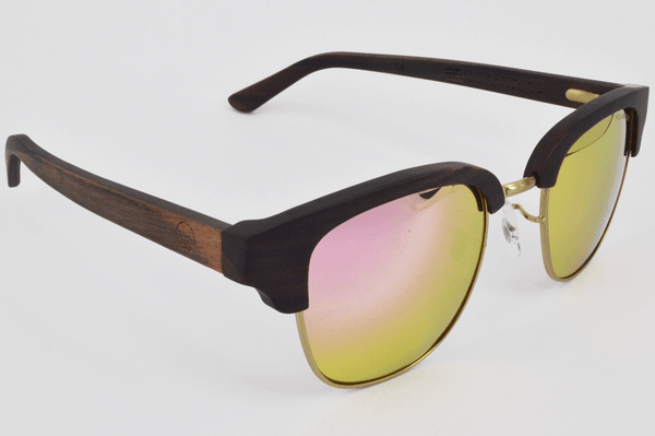 The Ebb - Copper Mirror + Black Polarized