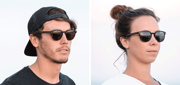 The Flow - Copper Mirror + Tan Polarized