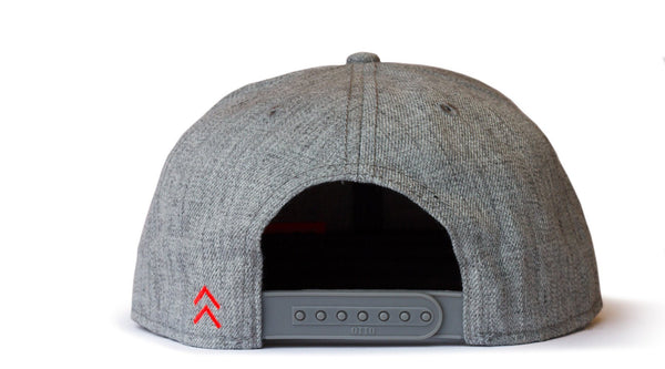 The Delta: Natural Wool + Cotton Cap