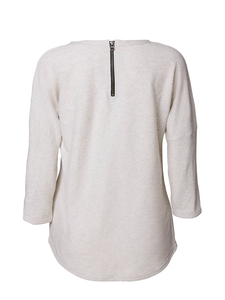 The Porth: Organic Cotton Sweater