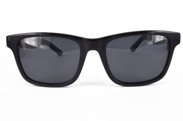 The Peak - Black / Ocean Mirror+ Grey Polarized