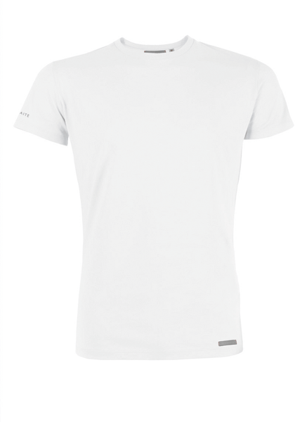 The Shore: Premium Organic T-Shirt | White