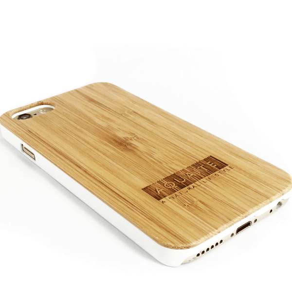 The Salt: Bamboo iPhone Case