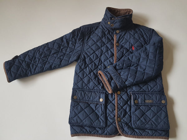 (7Y) Polo Ralph Lauren autumn jacket