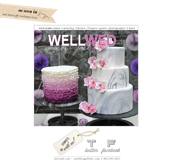 Featured in WellWed New York