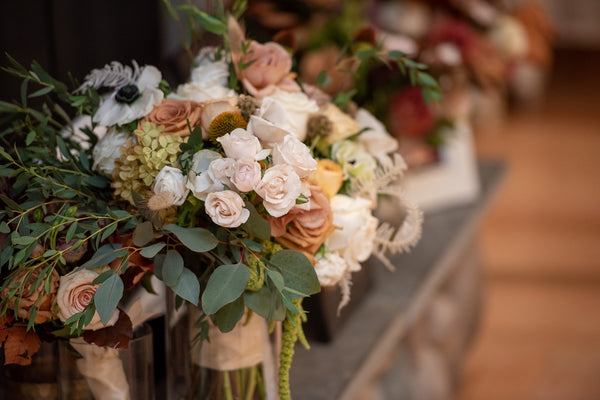 Bristol Harbour Wedding Flowers | Katie + Gerry