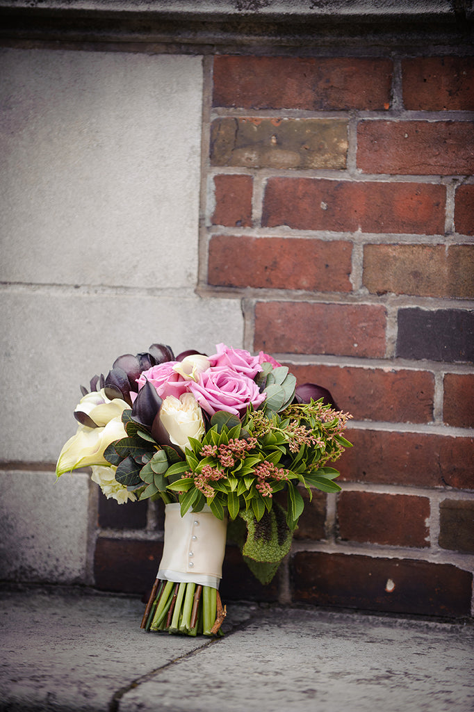 Colgate Divinity Wedding Flowers