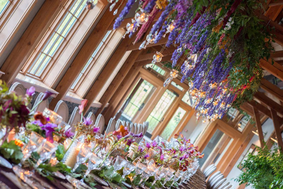 Enchanted Garden at Welch Allyn Lodge