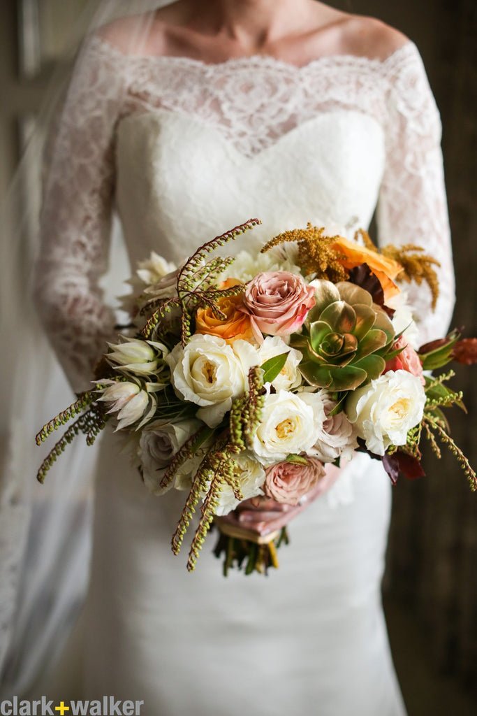 Inns of Aurora Wedding Flowers
