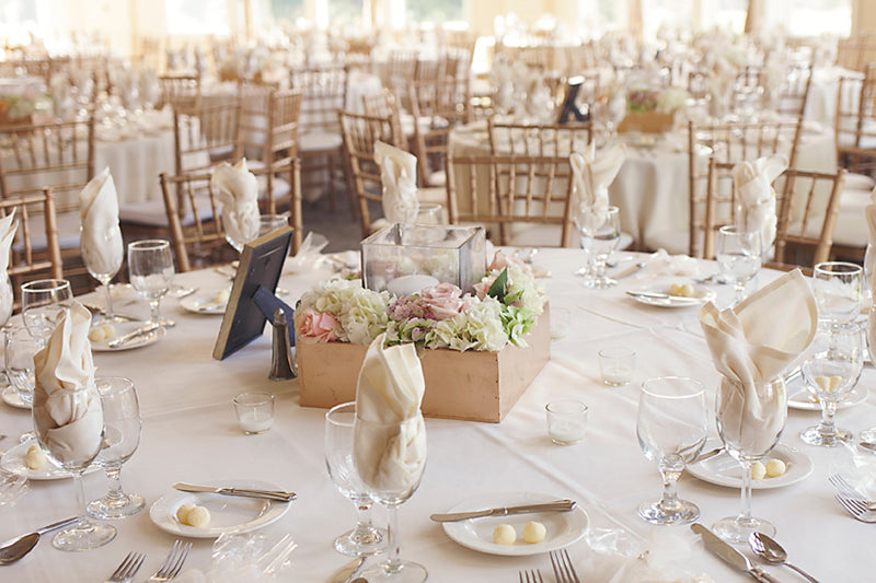Irondequoit Country Club Wedding Flowers