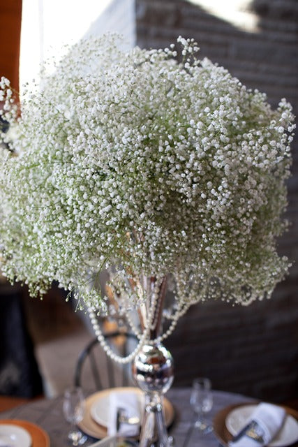 Stacy K Snapshot: Pearls & Lace | Rochester NY Wedding Florist
